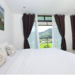 Отель Penthouse Kamala Regent A 501 Люкс с различными типами кроватей фото 12