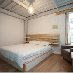 Freeguys Hostel Стандартный номер с различными типами кроватей фото 11