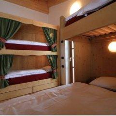 Отель Rifugio Baita Cuz Стандартный номер фото 2