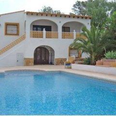Отель Villas Costa Calpe 3* Вилла с различными типами кроватей фото 4