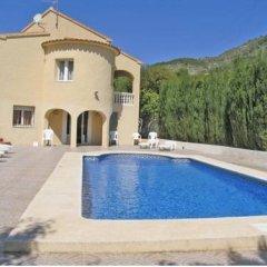 Отель Villas Costa Calpe 3* Вилла с различными типами кроватей фото 3