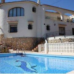 Отель Villas Costa Calpe 3* Вилла с различными типами кроватей фото 8