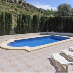 Отель Villas Costa Calpe 3* Вилла с различными типами кроватей фото 27