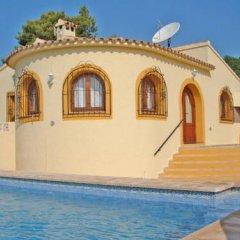 Отель Villas Costa Calpe 3* Вилла с различными типами кроватей фото 42