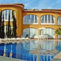 Отель Villas Costa Calpe 3* Вилла с различными типами кроватей фото 6