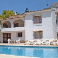 Отель Villas Costa Calpe 3* Вилла с различными типами кроватей фото 25