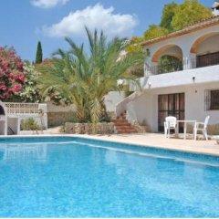 Отель Villas Costa Calpe 3* Вилла с различными типами кроватей фото 2