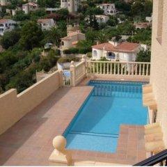 Отель Villas Costa Calpe 3* Вилла с различными типами кроватей