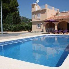Отель Villas Costa Calpe 3* Вилла с различными типами кроватей фото 9