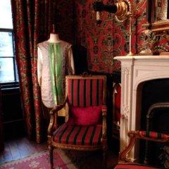 Отель The Witchery by the Castle Люкс повышенной комфортности с различными типами кроватей фото 7