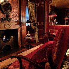 Отель The Witchery by the Castle Номер Делюкс с различными типами кроватей