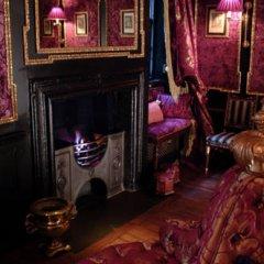 Отель The Witchery by the Castle Люкс повышенной комфортности с различными типами кроватей