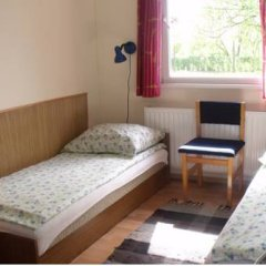Ambient Hostel Стандартный номер с 2 отдельными кроватями (общая ванная комната)