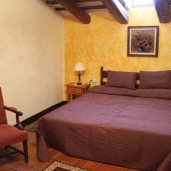 Отель Masia Can Sala 2* Стандартный номер с двуспальной кроватью фото 5