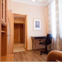 Апартаменты Fortline Apartments Smolenskaya Апартаменты с разными типами кроватей фото 5