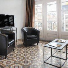 Апартаменты Barcelona Apartment Val Улучшенные апартаменты с различными типами кроватей фото 6