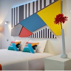 Отель COLORS Central Ladadika 3* Представительский номер с различными типами кроватей фото 7