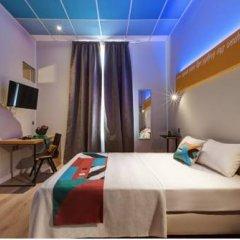 Отель COLORS Central Ladadika 3* Номер категории Эконом с различными типами кроватей фото 2