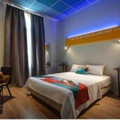 Отель COLORS Central Ladadika 3* Номер категории Эконом с различными типами кроватей