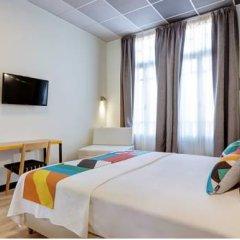 Отель COLORS Central Ladadika 3* Представительский номер с различными типами кроватей фото 5