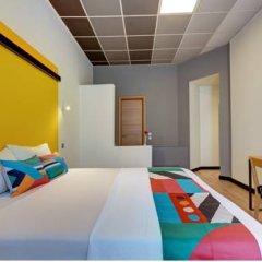 Отель COLORS Central Ladadika 3* Представительский номер с различными типами кроватей фото 4