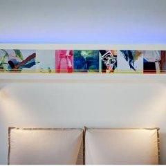 Отель COLORS Central Ladadika 3* Номер категории Эконом с различными типами кроватей фото 4