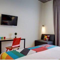 Отель COLORS Central Ladadika 3* Представительский номер с различными типами кроватей фото 11