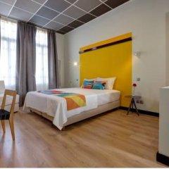 Отель COLORS Central Ladadika 3* Представительский номер с различными типами кроватей