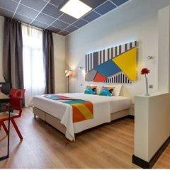 Отель COLORS Central Ladadika 3* Представительский номер с различными типами кроватей фото 10
