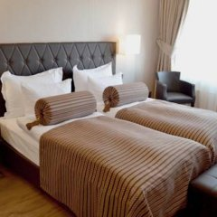 Hotel Vier Jahreszeiten Berlin City 4* Номер Бизнес с двуспальной кроватью фото 9