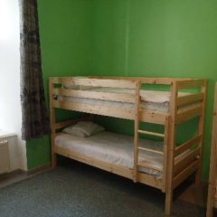 Old Town Munkenhof Guesthouse - Hostel Кровать в общем номере с двухъярусной кроватью фото 2
