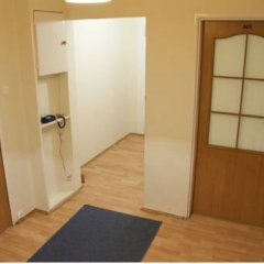 Отель Akademicki Dom Marynarza Стандартный номер с различными типами кроватей (общая ванная комната) фото 4