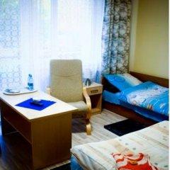 Отель Akademicki Dom Marynarza Стандартный номер с двуспальной кроватью (общая ванная комната)