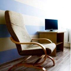 Отель Akademicki Dom Marynarza Стандартный номер с различными типами кроватей (общая ванная комната) фото 6