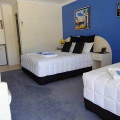 Отель Alstonville Settlers Motel 3* Стандартный номер с 2 отдельными кроватями