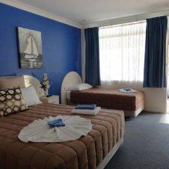 Отель Alstonville Settlers Motel 3* Стандартный номер с 2 отдельными кроватями фото 3