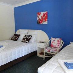 Отель Alstonville Settlers Motel 3* Стандартный номер с 2 отдельными кроватями фото 7