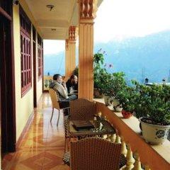 Thang Long Sapa Hotel 2* Улучшенный номер с различными типами кроватей фото 10