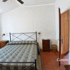 Отель Agriturismo Le Meridiane Стандартный номер с разными типами кроватей фото 3
