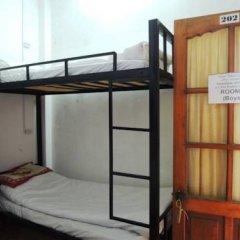 Отель Sapa Backpackers Кровать в общем номере с двухъярусной кроватью фото 6