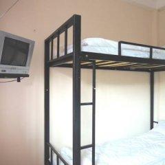 Отель Sapa Backpackers Кровать в общем номере с двухъярусной кроватью