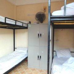 Отель Sapa Backpackers Кровать в общем номере с двухъярусной кроватью фото 5