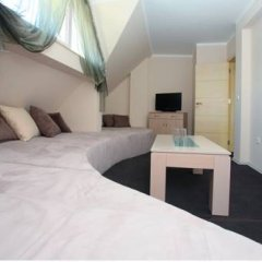 Family Hotel Diana Люкс с различными типами кроватей фото 10