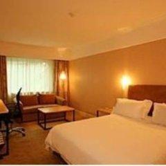 Shanghai Rich Garden Hotel 3* Стандартный номер с различными типами кроватей