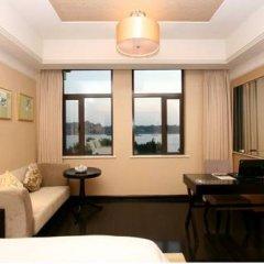 Lujiang Harbourview Hotel Xiamen 3* Номер Делюкс фото 3