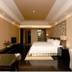 Lujiang Harbourview Hotel Xiamen 3* Номер Делюкс фото 2