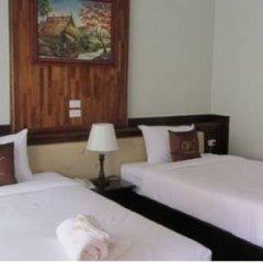 Vansana LuangPrabang Hotel 3* Стандартный номер с 2 отдельными кроватями