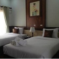 Vansana LuangPrabang Hotel 3* Стандартный номер с 2 отдельными кроватями фото 7