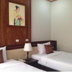 Vansana LuangPrabang Hotel 3* Стандартный номер с 2 отдельными кроватями фото 8