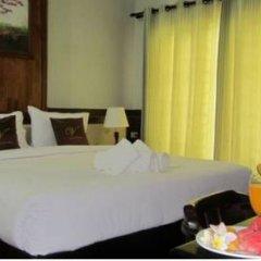 Vansana LuangPrabang Hotel 3* Стандартный номер с различными типами кроватей